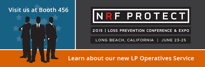 Cambridge Security at NRF Protect 2015