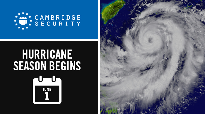 Hurricane Season Preparedness