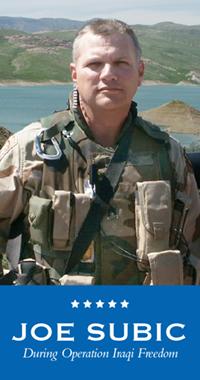 Joe Subic Iraqi Freedom